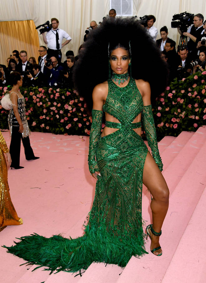 Ciara - The Met Gala 2019