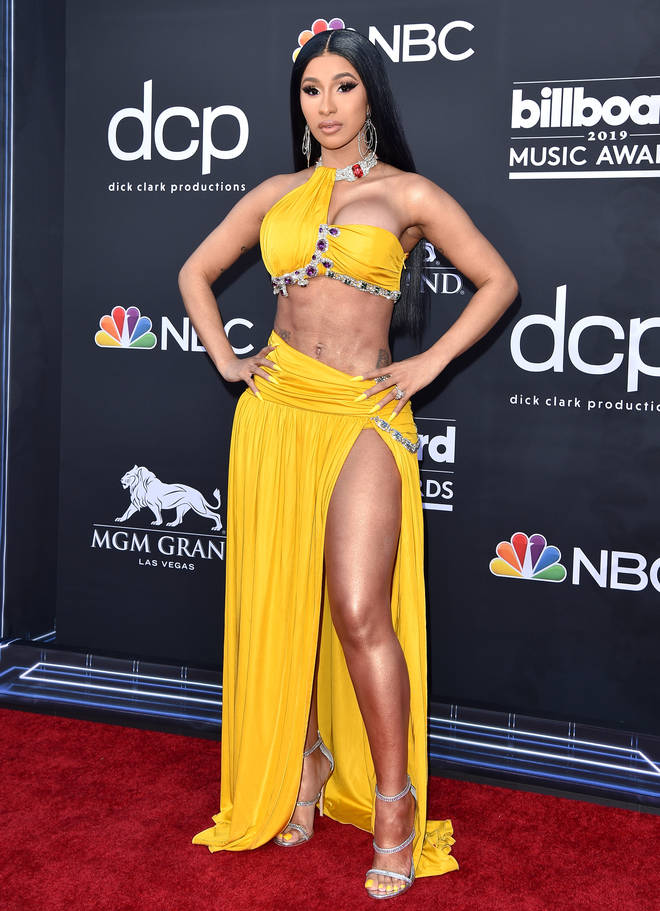 Cardi sparked rumours of surgery following her appearance at the 2019 Billboard Music Awards.