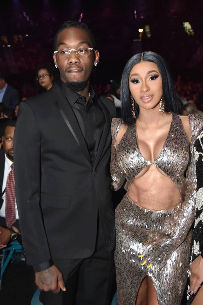 Cardi attended the 2019 Billboard Music Awards with her husband Offset.