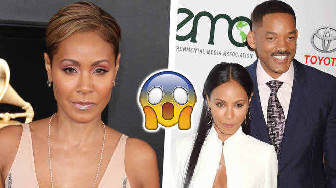 "Jada Pinkett Smith Admits She Gets ""Hostile"" With Women Who Flirt With Will Smith"