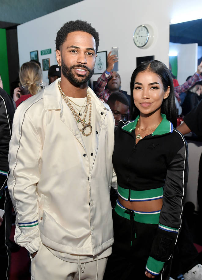 Big Sean and Jhené Aiko have never publicly addressed their break-up.