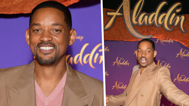 Will Smith Teases The Fresh Prince Of Bel-Air Reference In Aladdin