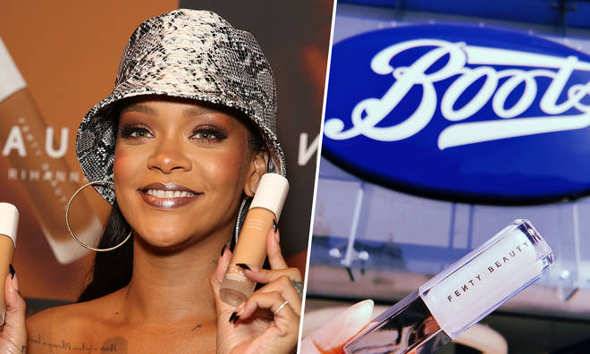 Fenty Beauty is coming to a Boots store near you.