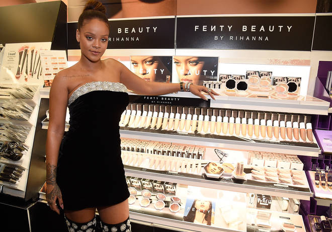Rihanna's Fenty Beauty line will now be available at selected Boots stores.