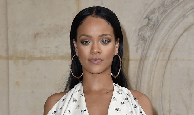 Rihanna is launching her own luxury fashion brand 'FEИTY' with LVMH.