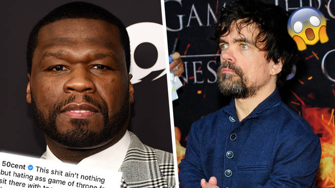 50 Cent Trolls Game Of Thrones Fans With A Savage Meme During Shady Post