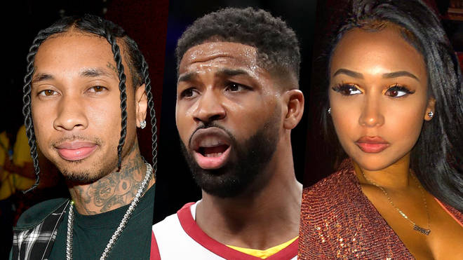 "Tyga was caught ""liking"" a picture of Tristan Thompson&squot;s ex-girlfriend, Jordan Craig."