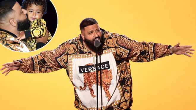 DJ Khaled's new album 'Father of Asahd' is dedicated to his baby boy