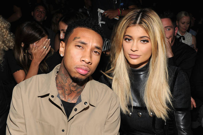 Tyga and Kylie Jenner went public with their relationship after her 18th birthday.
