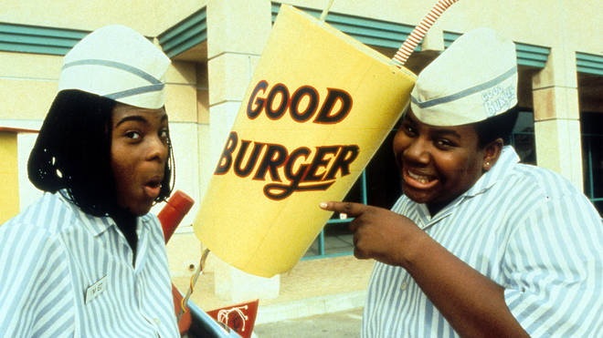 "Kenan & Kel Tease ""Good Burger"" Reboot At ""All That"" Reunion"