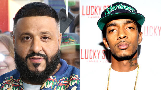DJ Khaled is donating money from his 'Higher' song to Nipsey Hussle's family