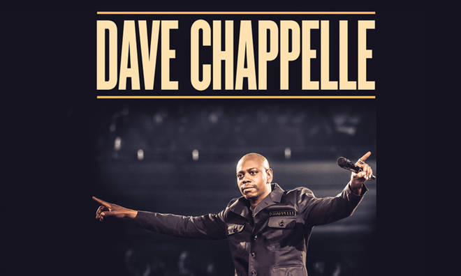 Dave Chappelle is performing two show in London in 2019