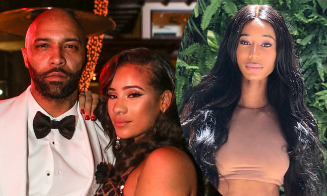 Joe Budden was spotted with Jazzma Kendrick shortly after his split with Cyn Santana.
