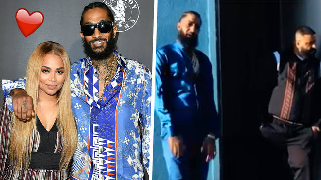 Lauren London Posts Touching Nipsey Hussle Tribute After DJ