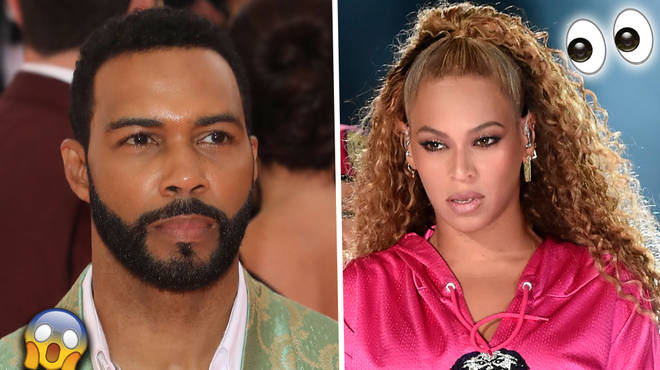Omari Hardwick Finally Reveals The 'Truth' Behind His Infamous Awkward Beyoncé Kiss