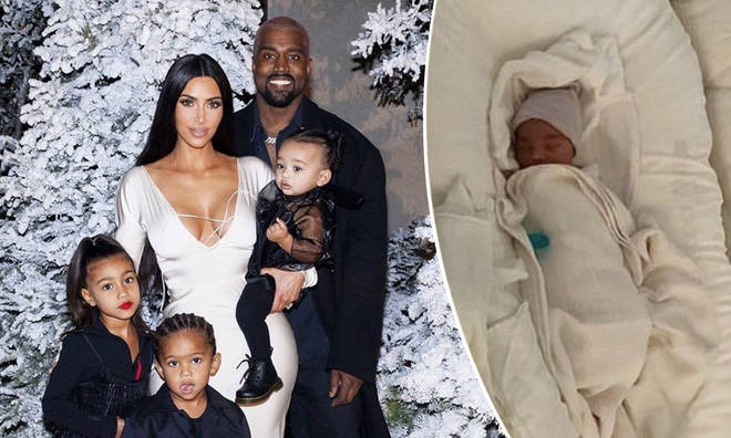 What Are Kim Kardashian And Kanye West's Kids Called? Names