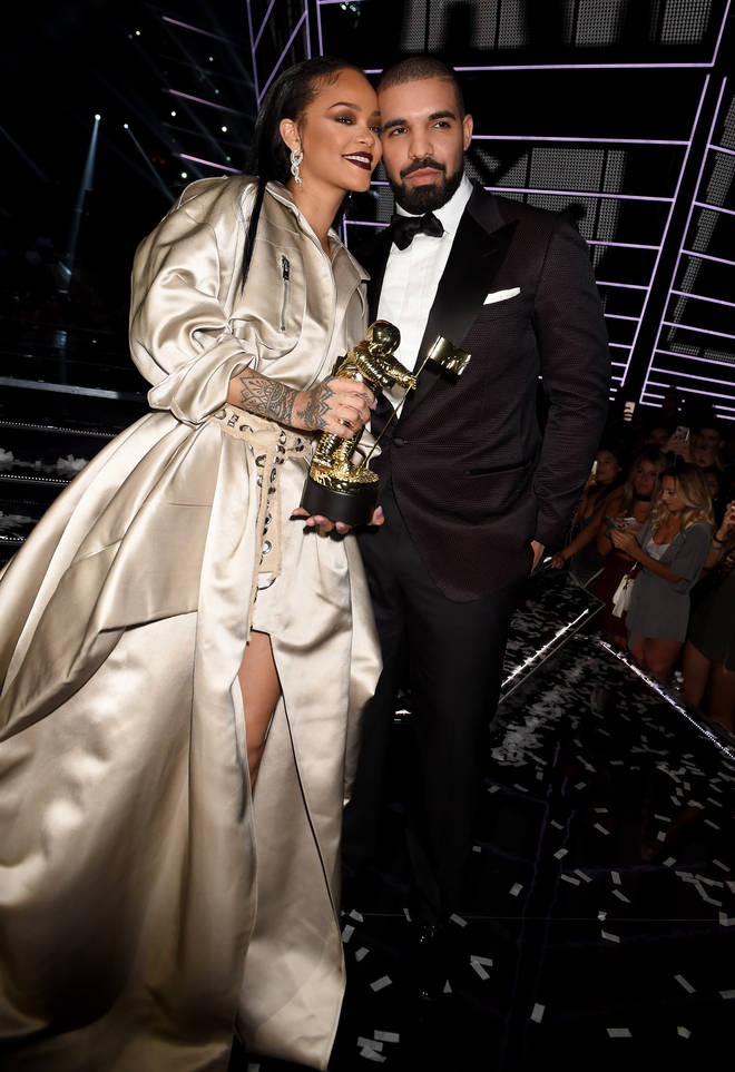 Rih and Drizzy have a complicated dating history, however the pair have gone their separate ways