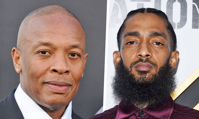 Dr Dre Accused Of Clout Chasing Following Nipsey Hussle's Death