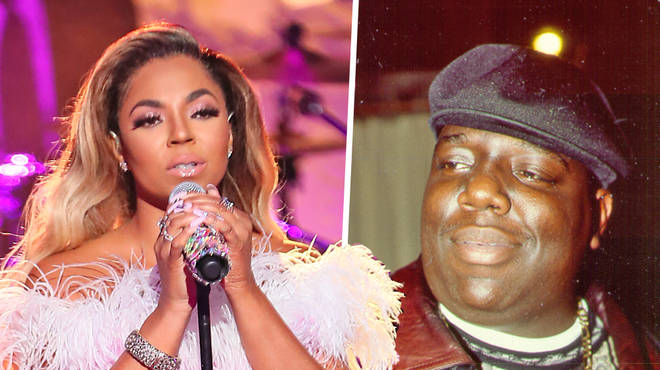 Ashanti Stuns Audience By Rapping Biggie's 'One More Chance' In His Honour - WATCH