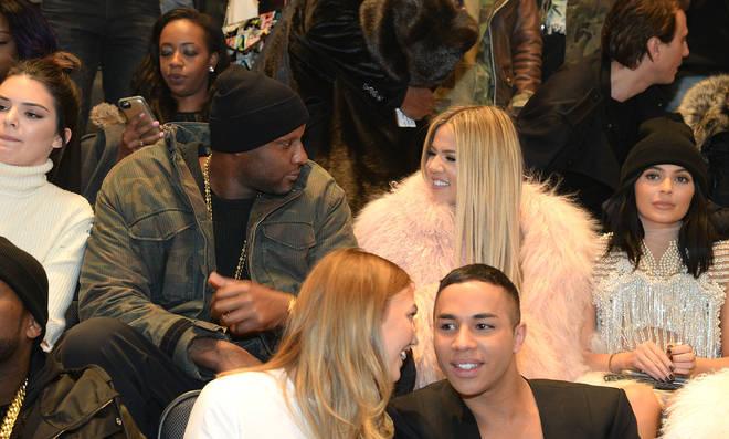 Lamar Odom and Khloe Kardashian eventually divorced in 2016.