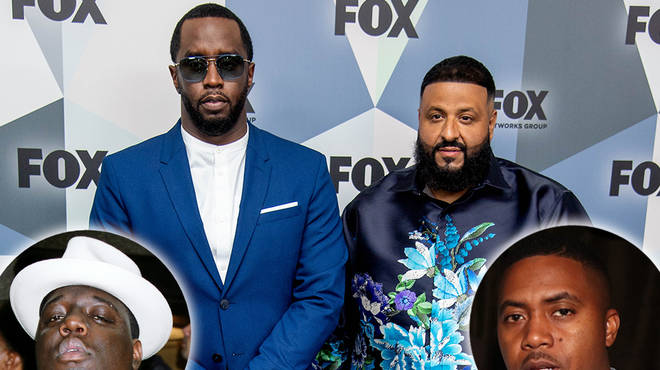 Diddy Boldly Compares DJ Khaled's 'Father Of Asahd' To Nas & Biggie's Biggest Albums