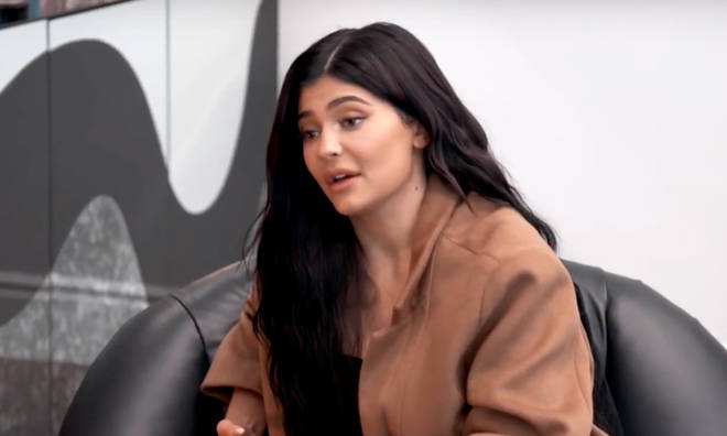 "Kylie says Jordyn ""f*cked up"" by allegedly kissing Khloe&squot;s boyfriend Tristan."