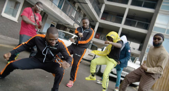 NSG appear in their music video for 'OT Bop'.