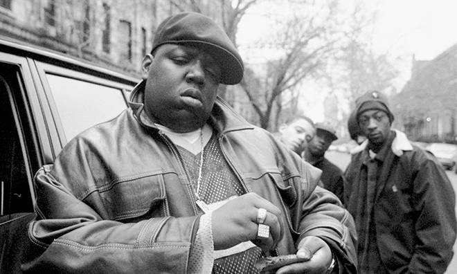 Notorious BIG is having a street in New York named after him