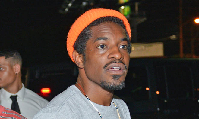 Andre 3000 and his son Seven Sirius Benjamin look identical in new video