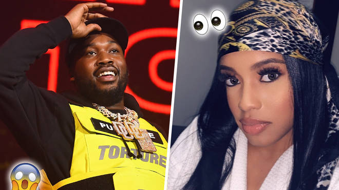 Meek Mill's Rumoured Girlfriend 'Accidentally Confirms' Relationship