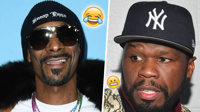 Snoop Dogg Hits Back At 50 Cent & Offers To Pay Power Actor's Debt For Hilarious Reason