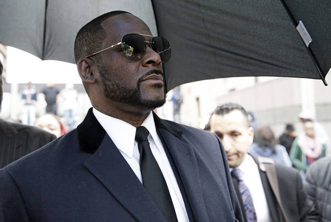R. Kelly is due to appear in court next week, reports claim.