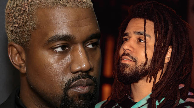 Kanye West Disses J Cole In Explosive Leaked Verse On Pusha T's 'What Would Meek Do'