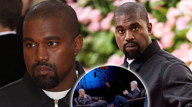"Kanye West Explains Bipolar Experience Like Having A ""Sprained Brain"" To David Letterman"