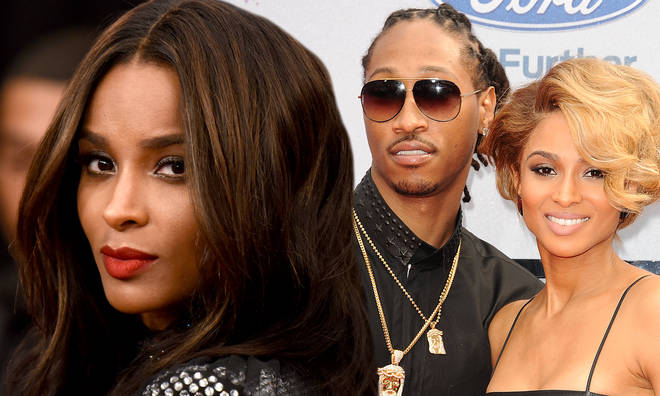 Ciara opened up about her split with Future on Red Table Talk.