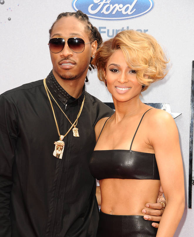 Future and Ciara split back in 2014, shortly after the birth of their son Future Zahir.