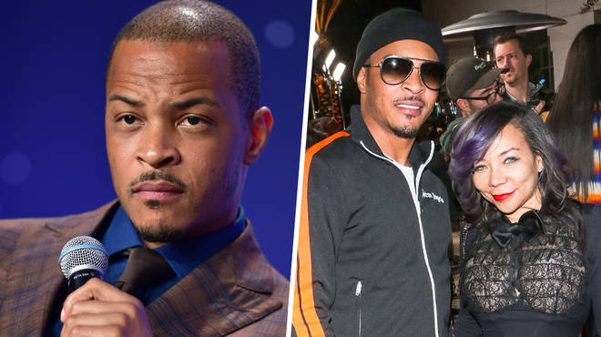 T.I. Shuts Down Rumours That He Cheated On His Wife Tiny Harris On Instagram