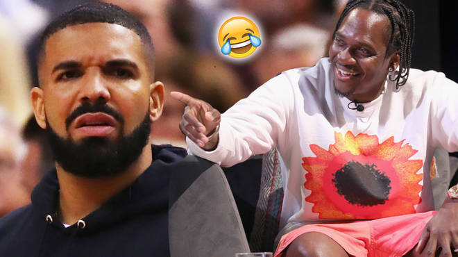 Drake Trolled By Golden State With Pusha T Diss Track