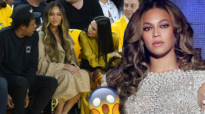 Beyoncé Fans Are Reportedly Sending Death Threats To 'Becky' After Viral NBA Video