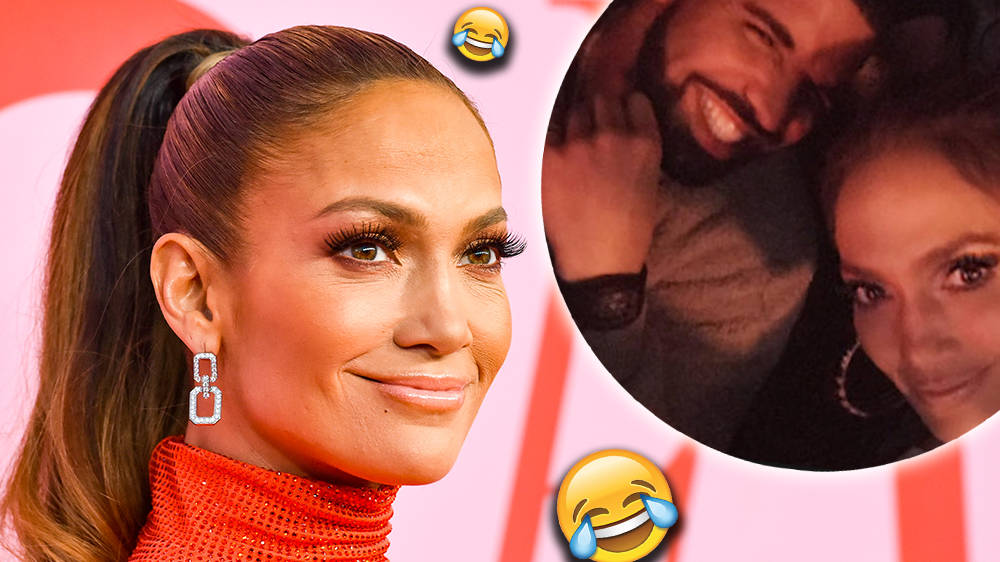 "Jennifer Lopez Hilariously Calls Ex-Lover Drake Her ""Bootycall"" Live On Stage - WATCH"