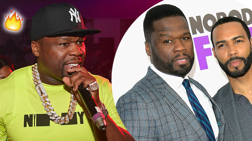 50 Cent Shocks Fans With Jaw-Dropping Freestyle On Omari Hardwick's Podcast - WATCH