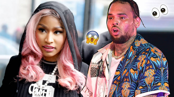 Sources reveal the real reason why Nicki Minaj is not on Chris Brown's tour