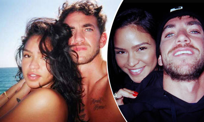 Cassie dedicated a heartfelt post to Alex and her unborn daughter.