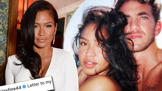 Alex Fine pens emotional letter to Cassie & their unborn daughter