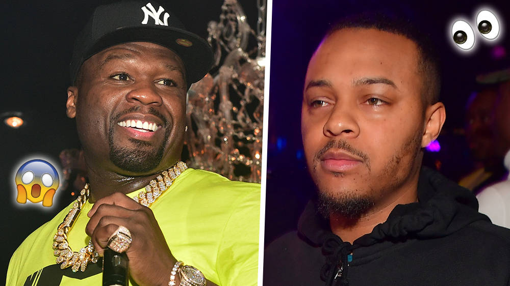 """50 Cent Ignites Bow Wow Beef After Claiming He """"Stole His Money"""" At A Strip Club"""