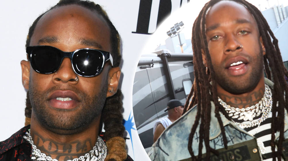 Ty Dolla Sign Caught Getting Arrested During Drugs Bust As Footage Surfaces Online
