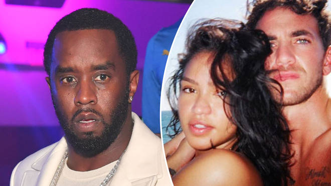 Diddy spoke out after Cassie announced her pregnancy with boyfriend Alex Fine.
