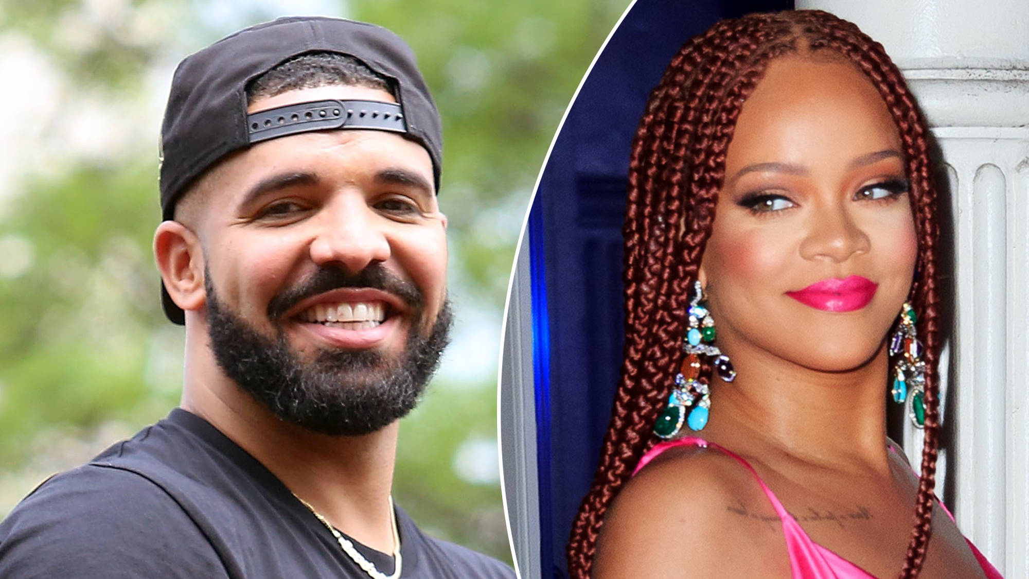 Drake 'Accidentally Reveals Rihanna Face Tattoo' In New Shirtless Instagram Pictures