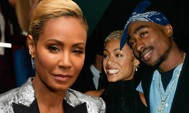 Jada Pinkett-Smith admitted that she thinks about long-time friend Tupac every day.