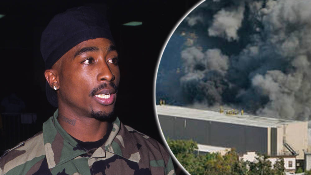Tupac's Estate Is Suing A Huge Music Group After His Masters Were Destroyed In A Fire